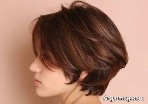 مدل موی خاص دخترانه