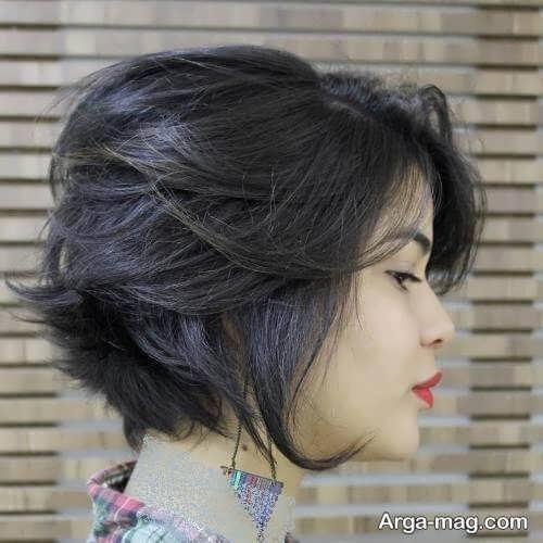 مدل مو کوتاه