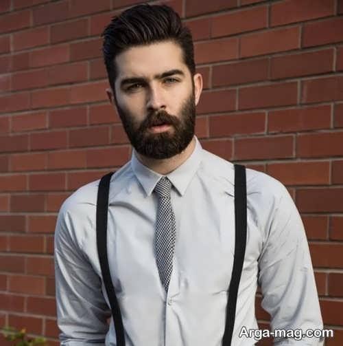 مدل مو مجلسی مردانه