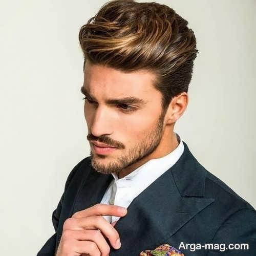مدل مو جذاب مردانه