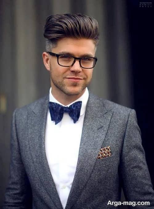 مدل مو زیبا مردانه