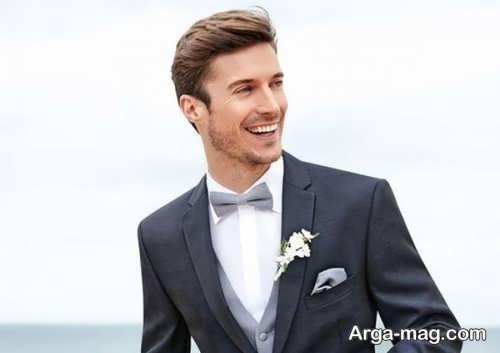 مدل موی مجلسی مردانه