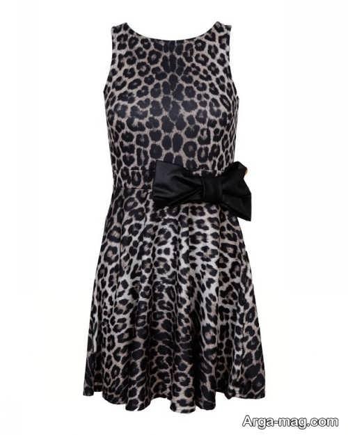 لباس پلنگی زیبا و خاص
