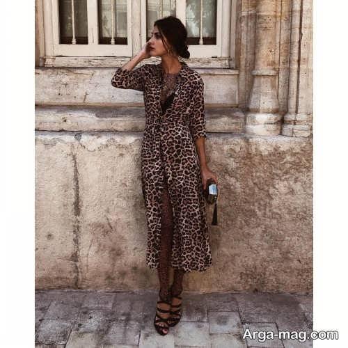 لباس بلند پلنگی