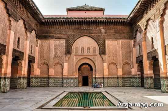 جاذبه های دیدنی مراکش