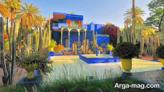 نمای طبیعی مراکش