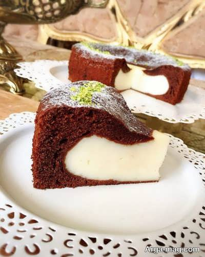 طرز تهیه کیک ماگما