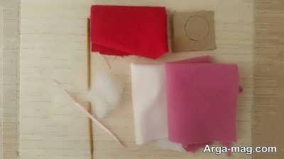 وسایل لازم برای ساختن لباس عروسک باربی