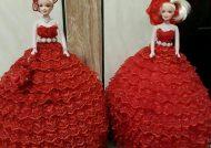 ساخت عروسک باربی
