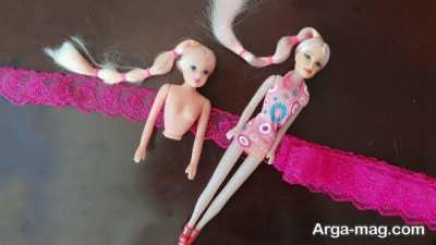 ساخت جذاب عروسک باربی