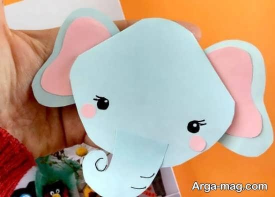 کاردستی جدید فیل