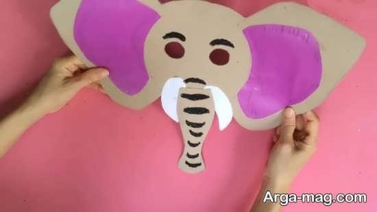 کاردستی خواستنی فیل