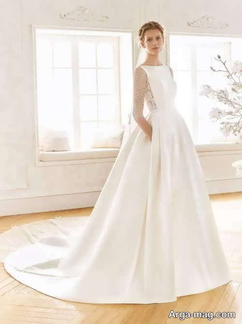 پیراهن عروس زیبا و بی نظیر