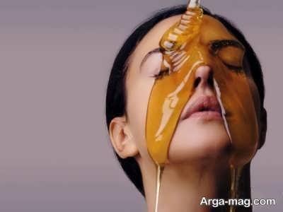 استفاده از عسل