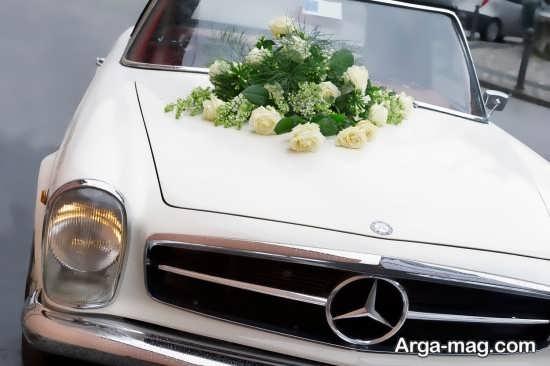 خواستنی ترین مدل های ماشین عروس کلاسیک