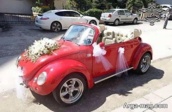 مدل های متفاوت ماشین عروس کلاسیک