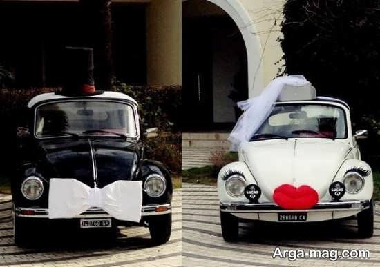 مدل های تماشایی ماشین عروس کلاسیک