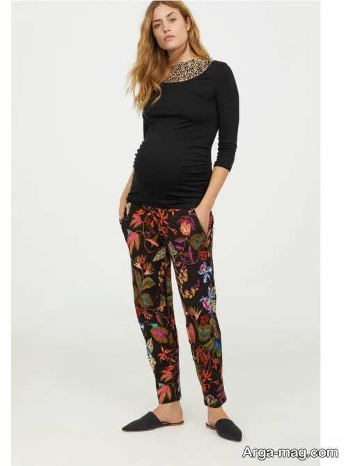 بلوز و شلوار بارداری