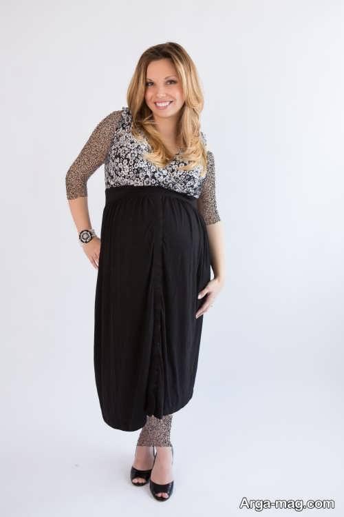 مدل لباس مخصوص حاملگی