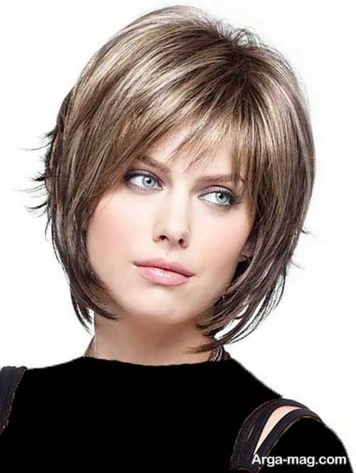 مدلی جدید از مو گرد