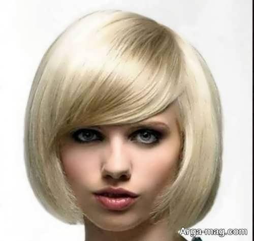 جدیدترین مدل مو گرد