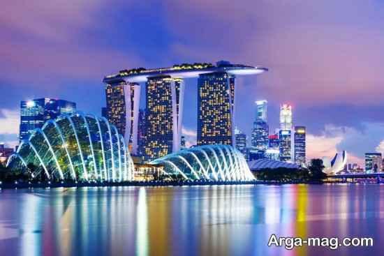 سفر به کشور سنگاپور