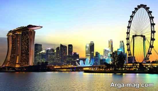 سفر به مناطق سنگاپور