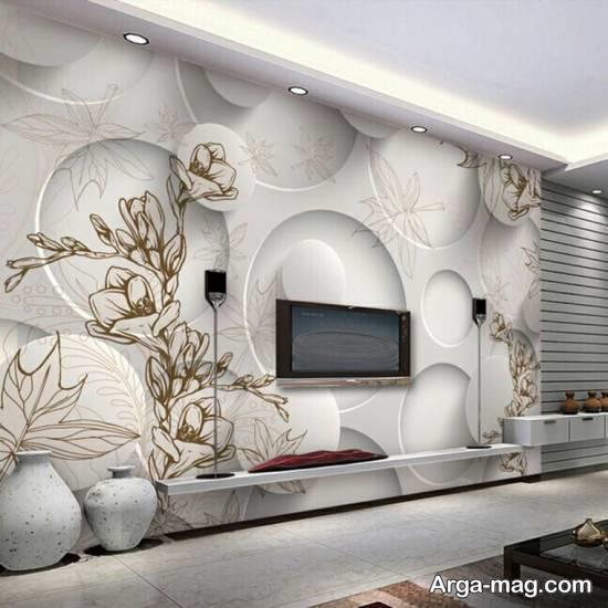 مدل های شیک و زیبای کاغذ دیواری