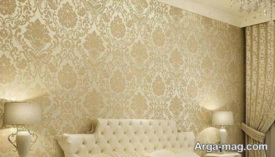 انواع کاغذ دیواری زیبا و خوش رنگ