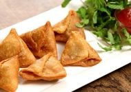 طرز تهیه سمبوسه هندی