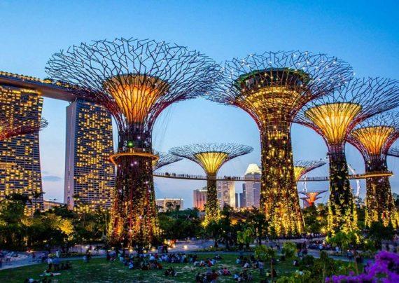 مکان های دیدنی در سفر به سنگاپور