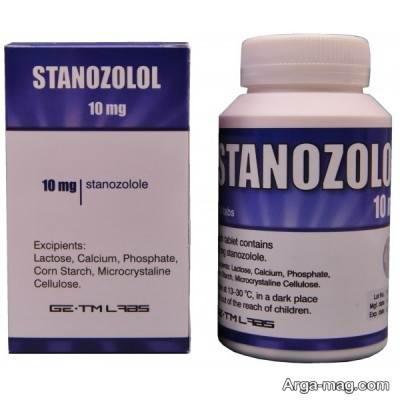 قرص استانوزولول برای حجیم سازی عضلات