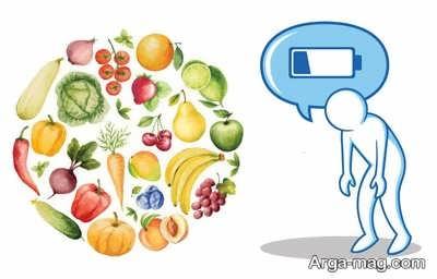 مواد غذایی که دارای ویتامین a می باشند.