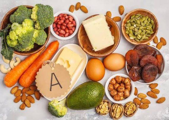 علائم کمبود ویتامین a
