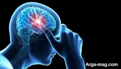نشانه های ورم مغزی