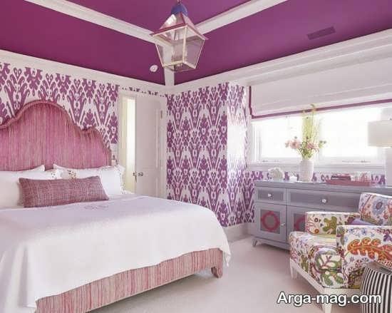 رنگ برای اتاق خواب