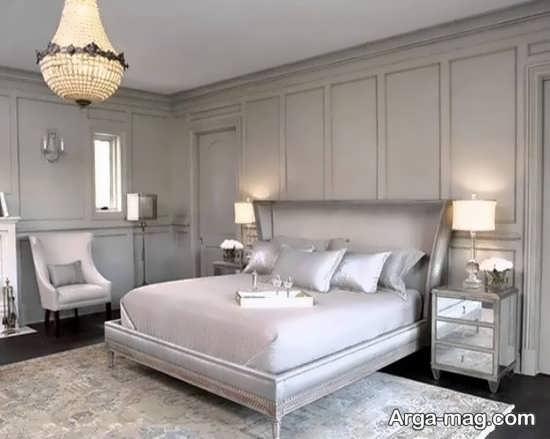 رنگ زیبای اتاق خواب