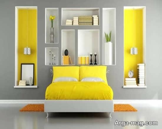 رنگ مناسب اتاق خواب