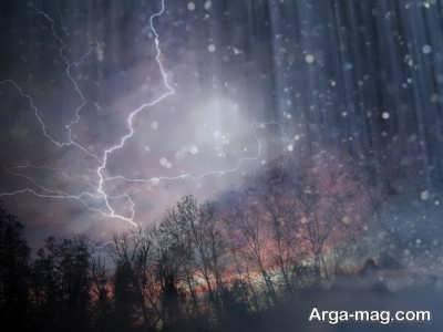 تعبیر دیدن باران در عالم خواب