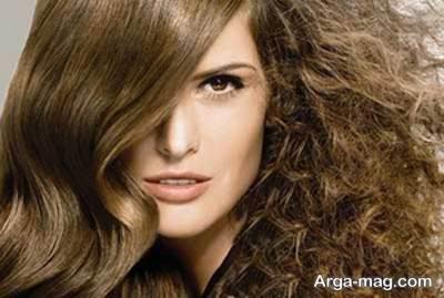 برطرف کردن خشکی مو