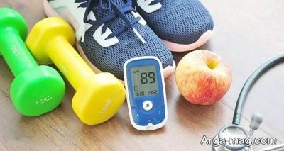 انجام ورزش و فعالیت های بدنی