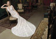 مدل لباس عروس بدون پف