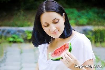 هندوانه در دوران بارداری