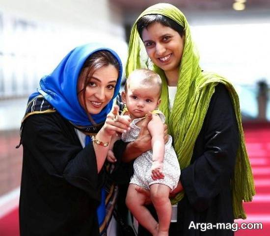 عکس هایی که گلاره عباسی به آن علاقه دارد