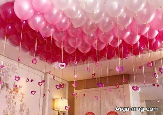 بادکنک آرایی برای جشن تولد با 40 ایده جذاب
