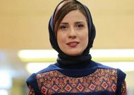 سارا بهرامی در مراسم افتتاحیه هفتمین جشنواره فیلم شهر
