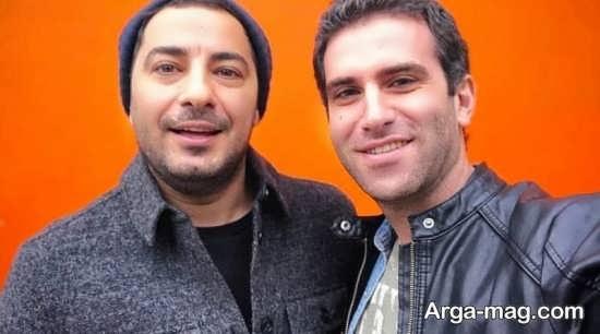 بیوگرافی جالب نوید محمدزاده