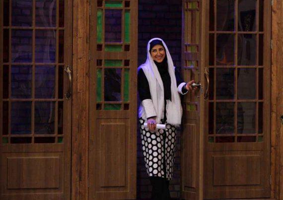 حضور مرجانه گلچین در کنسرت نیما رئیسی