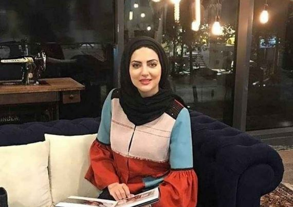 اکران ایکس لارج با حضور هلیا امامی