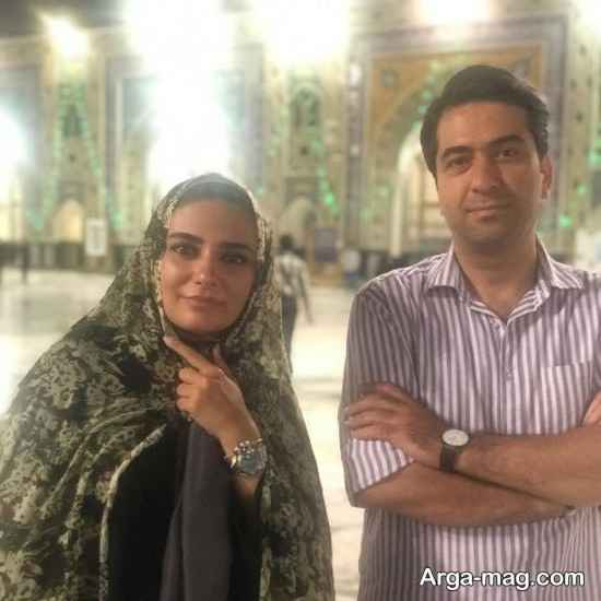 لیندا کیانی در مشهد